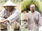Mike Tyson gây bất ngờ khi đội nón lá, mặc áo bà ba bán trái cây ở chợ nước nổi