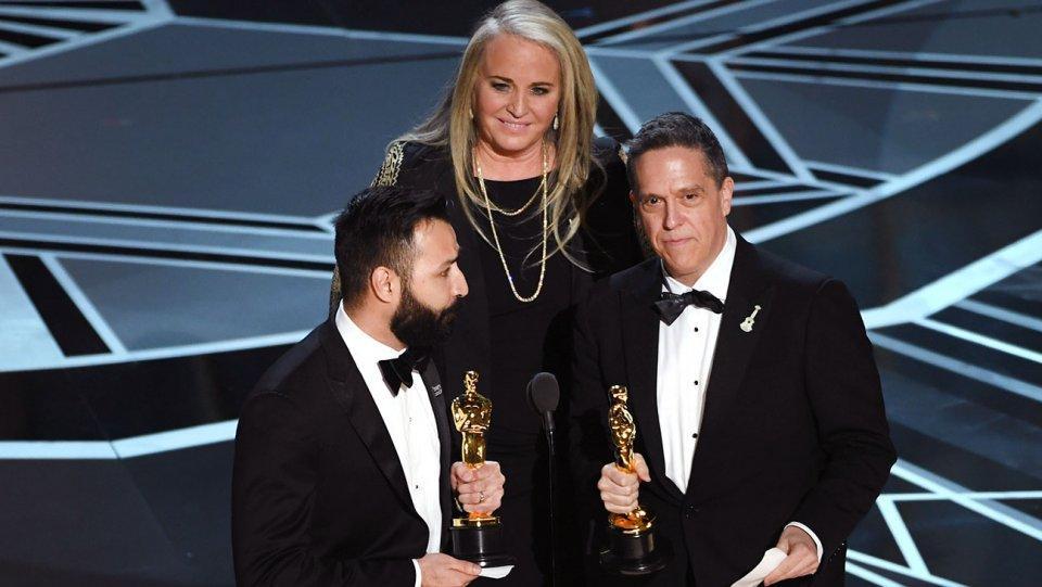 Bị tố đạo nhái kịch bản, The Shape Of Water vẫn lên ngôi tại Oscar 2018-12