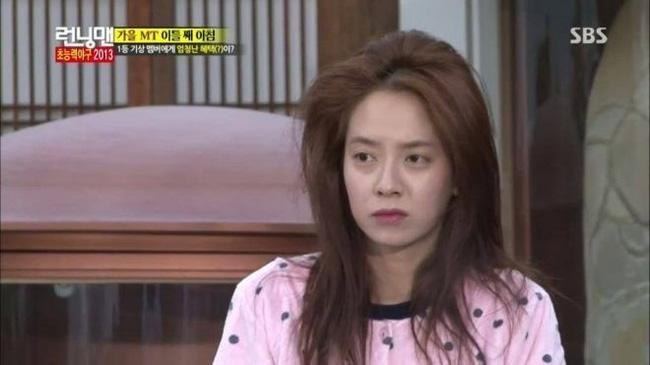Đẳng cấp nhan sắc U40 của mợ ngố Song Ji Hyo: Mỹ nhân mặt mộc lên truyền hình nhiều nhất showbiz Hàn-12