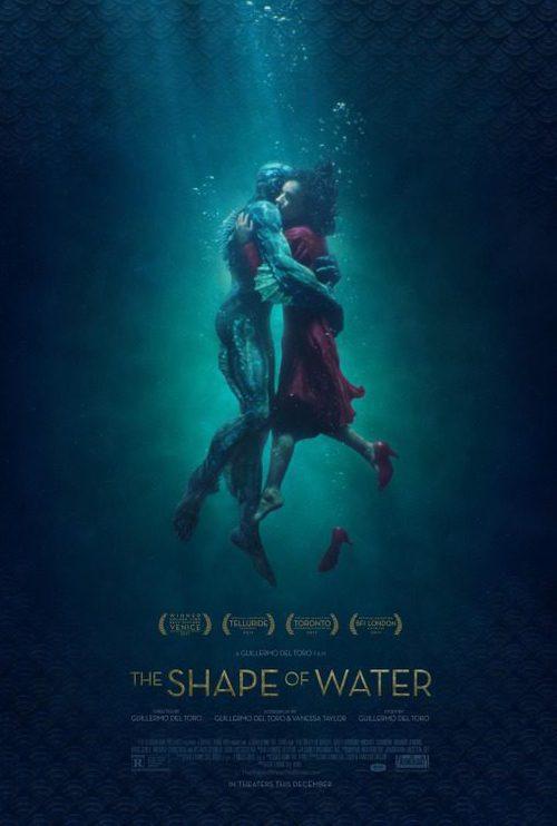 Bị tố đạo nhái kịch bản, The Shape Of Water vẫn lên ngôi tại Oscar 2018-2