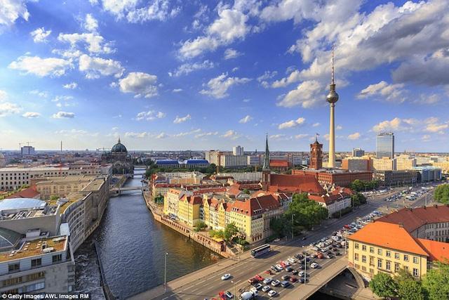 Berlin là thành phố yêu thích nhất đối với thế hệ 10X-1