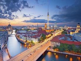 Berlin là thành phố yêu thích nhất đối với thế hệ 10X