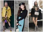 Irene - Tiffany diện street style 'chất ngất' xứng danh biểu tượng thời trang xứ Hàn
