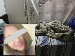 Hiện trường vụ án cô gái tử vong do bị ca sĩ Châu Việt Cường nhét tỏi vào miệng