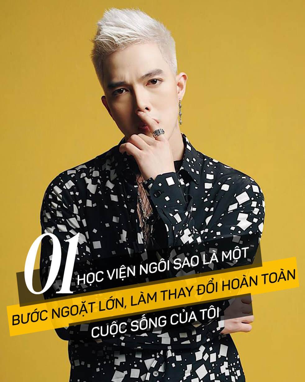 Hot boy Minh Châu: Tôi từng mất phương hướng, bất lực trong sự nghiệp-1