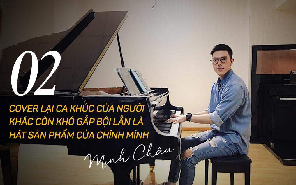 Hot boy Minh Châu: Tôi từng mất phương hướng, bất lực trong sự nghiệp-3