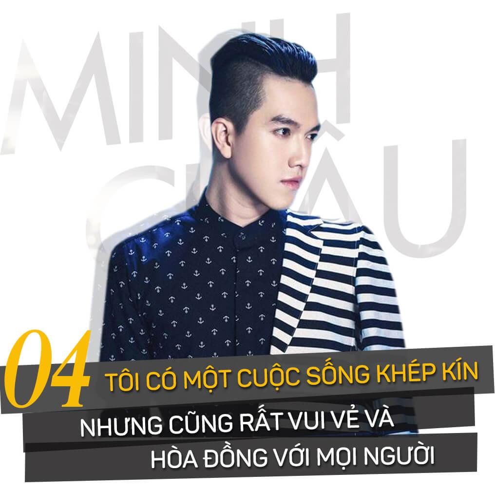 Hot boy Minh Châu: Tôi từng mất phương hướng, bất lực trong sự nghiệp-5