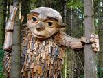 Những người khổng lồ bí ẩn trong rừng sâu