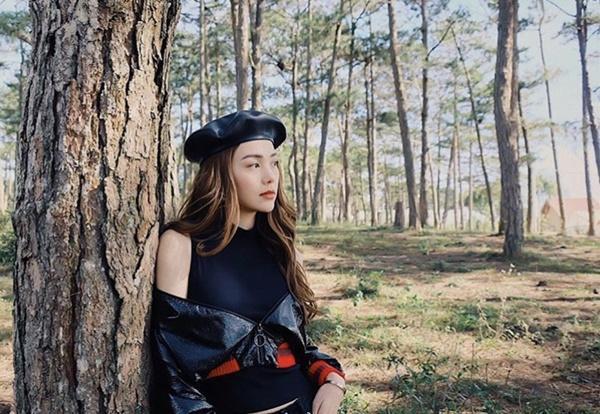 Chỉ với 1 chiếc mũ, Minh Hằng biến hóa mình với nhiều phong cách cực xinh-2