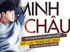 Hot boy Minh Châu: 'Tôi từng mất phương hướng, bất lực trong sự nghiệp'
