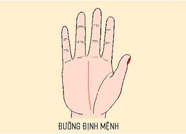 Xòe bàn tay xem bạn có sở hữu 3 đường chỉ tay đem lại cuộc sống thoải mái, không bao giờ phải lo lắng về tiền bạc hay không?-1