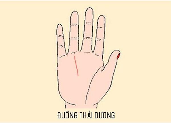 Xòe bàn tay xem bạn có sở hữu 3 đường chỉ tay đem lại cuộc sống thoải mái, không bao giờ phải lo lắng về tiền bạc hay không?-3