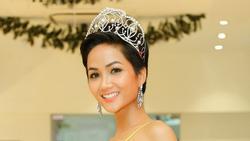 Đúng ngày 8/3, khán giả Indonesia đồng lòng chúc H'Hen Niê trở thành Miss Universe 2018