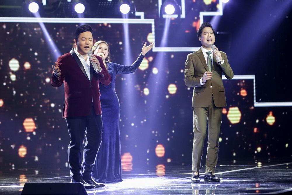 Ngọc Sơn và Quang Lê tranh cãi trên truyền hình về cách hát nhạc lụy tình-2