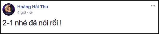 Sau phát ngôn U23, Hoàng Hải Thu lại bị ném đá vì dự đoán Hương Giang trượt vỏ chuối tại Hoa hậu Chuyển giới-7