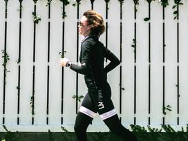 Phụ nữ Việt đầu tiên chạy marathon tại Bắc Cực
