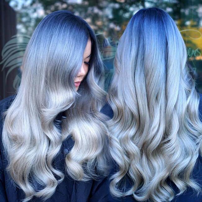 Những màu tóc đẹp cho năm 2018 không thể bỏ qua-10