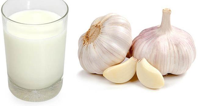 Giảm cân hiệu quả chỉ với cốc sữa tỏi mỗi ngày-1