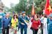 Hơn 3.000 thanh niên của 30 quận, huyện, thị xã Hà Nội đồng loạt lên đường nhập ngũ sáng ngày 5/3; trong đó có 1.200 thanh niên tình nguyện viết đơn.
