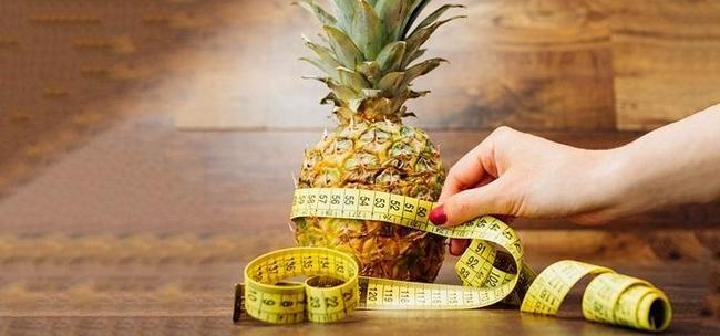Bất ngờ với 2 cách giảm cân hiệu quả từ dứa và gừng-1