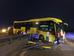 Xe khách đâm xuyên thanh chắn ở vành đai 3 đoạn qua nút giao Linh Đàm - Giải Phóng - Hà Nội khiến tuyến đường ùn tắc cả 2 chiều hàng km trong đêm ngày 6/3. Sau vụ tai nạn, 20 hành khách trên xe không bị thương đều đã được chuyển đi bằng xe khác. Đội CSGT số 14 và lực lượng chức năng quận Hoàng Mai đã có mặt để phong tỏa hiện trường và phân luồng giao thông.