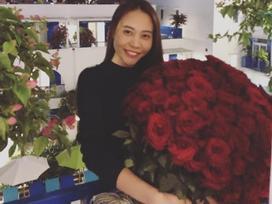 Tin sao Việt: Đàm Thu Trang khoe quà khủng Cường 'Đô La' tặng ngày 8/3