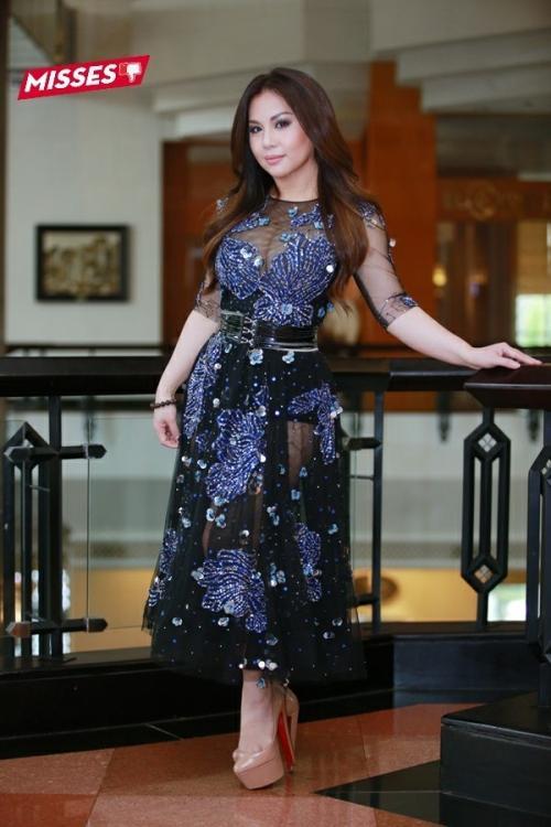 Bảo Anh đánh môi xanh lét - Angela Phương Trinh diện váy mẹ bầu đứng đầu danh sách sao xấu tuần qua-6