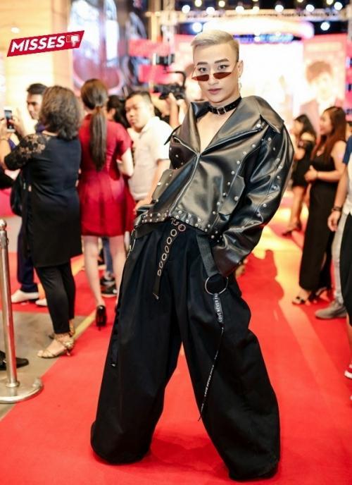 Bảo Anh đánh môi xanh lét - Angela Phương Trinh diện váy mẹ bầu đứng đầu danh sách sao xấu tuần qua-8