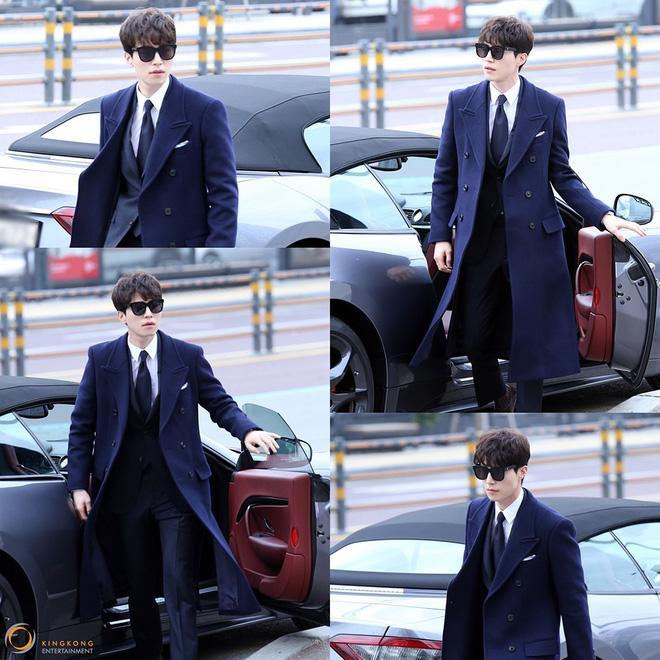Ngắm nhan sắc và gu thời trang của Lee Dong Wook mới thấy Suzy đang hẹn hò với một... cực phẩm-12