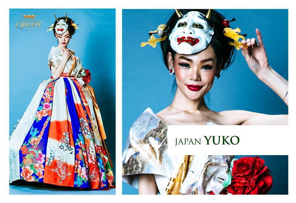 Mãn nhãn top 10 trang phục truyền thống đẹp xuất sắc đêm chung kết Hoa hậu chuyển giới Quốc tế 2018-6