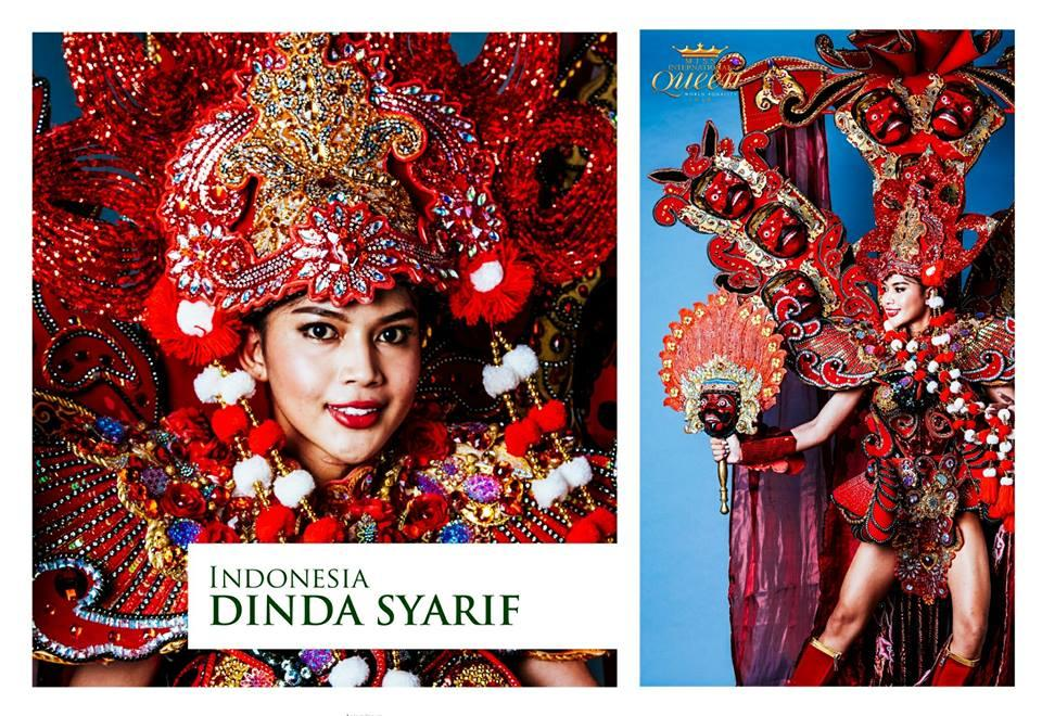 Mãn nhãn top 10 trang phục truyền thống đẹp xuất sắc đêm chung kết Hoa hậu chuyển giới Quốc tế 2018-1