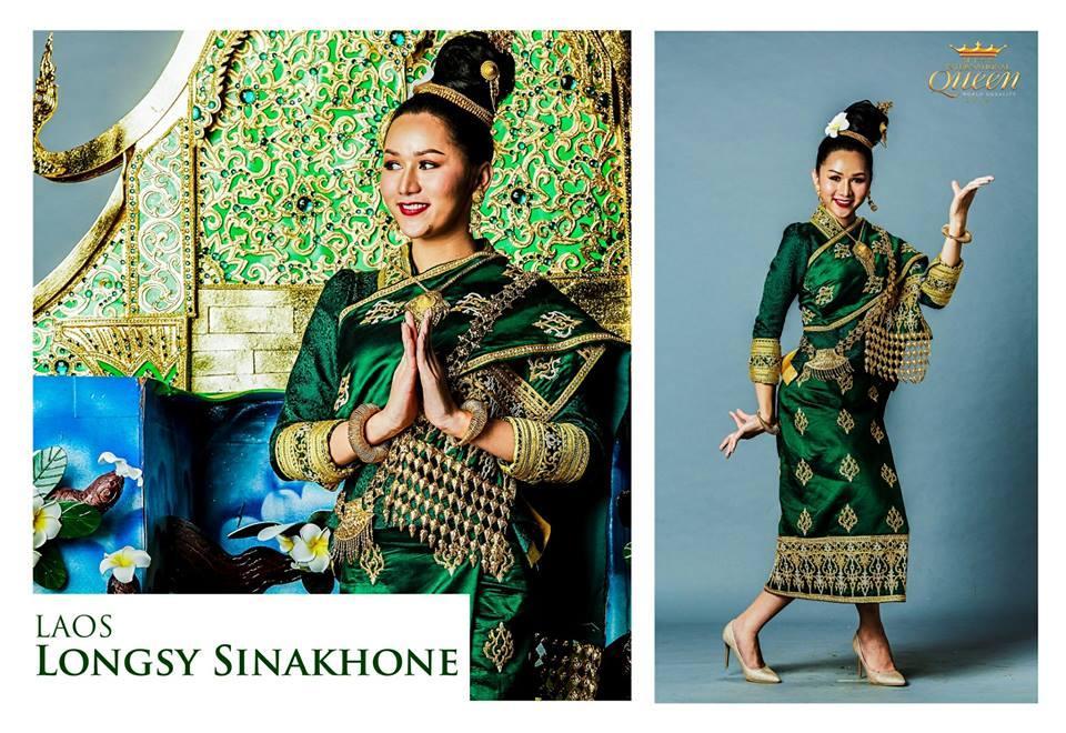 Mãn nhãn top 10 trang phục truyền thống đẹp xuất sắc đêm chung kết Hoa hậu chuyển giới Quốc tế 2018-7