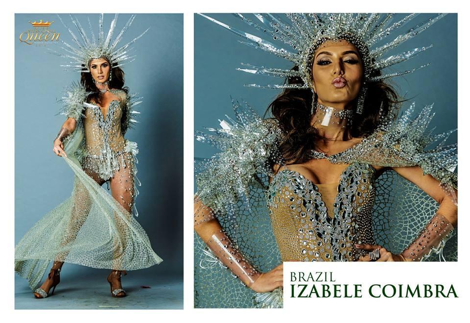 Mãn nhãn top 10 trang phục truyền thống đẹp xuất sắc đêm chung kết Hoa hậu chuyển giới Quốc tế 2018-10