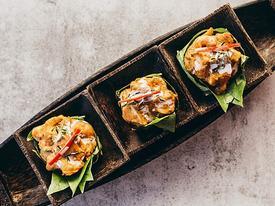 Chỉ với nguyên liệu cá nhưng món Amok của Cambodia thu hút thực khách nhờ bí quyết truyền thống