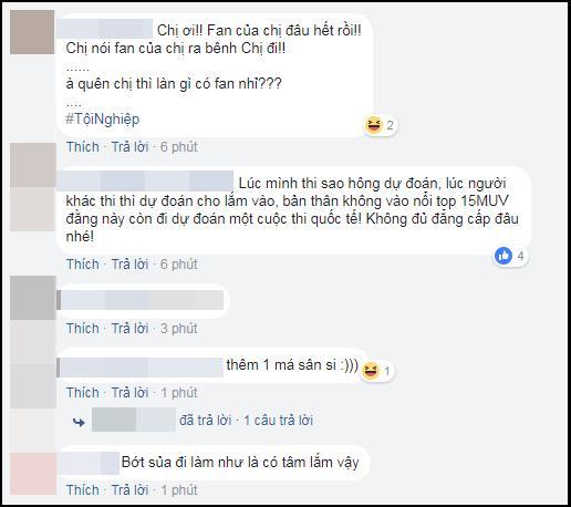 Dự đoán Hương Giang Idol trượt top 3 Hoa hậu, Hoàng Hải Thu bị Mâu Thủy công khai vỗ mặt-3