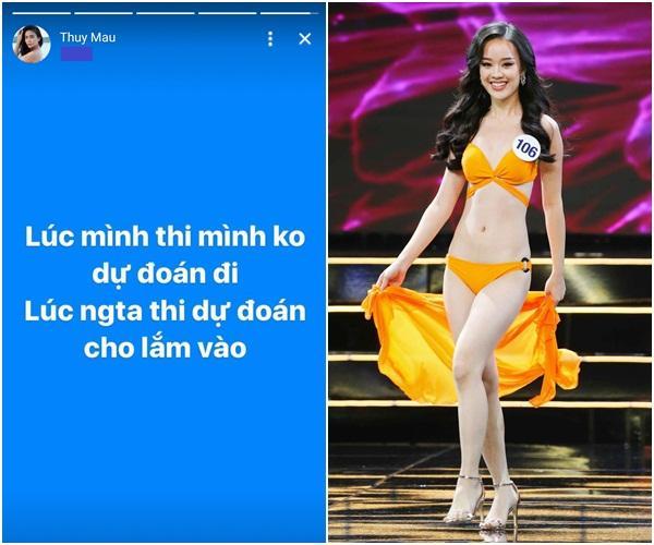 Dự đoán Hương Giang Idol trượt top 3 Hoa hậu, Hoàng Hải Thu bị Mâu Thủy công khai vỗ mặt-4