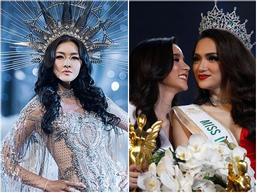 Ngó lơ Á hậu 2 nước chủ nhà, 'chị Đại' Lukkade nhiệt liệt chúc mừng tân Hoa hậu Hương Giang Idol