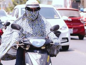 Ảnh HOT trong tuần: Người Sài Gòn quay cuồng trong cái nắng 37 độ C
