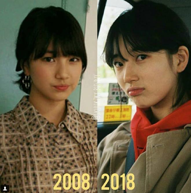 Cặp đôi mới của showbiz Hàn: Chàng vướng nghi án thẩm mỹ, nàng sở hữu vẻ đẹp trường tồn theo thời gian-5
