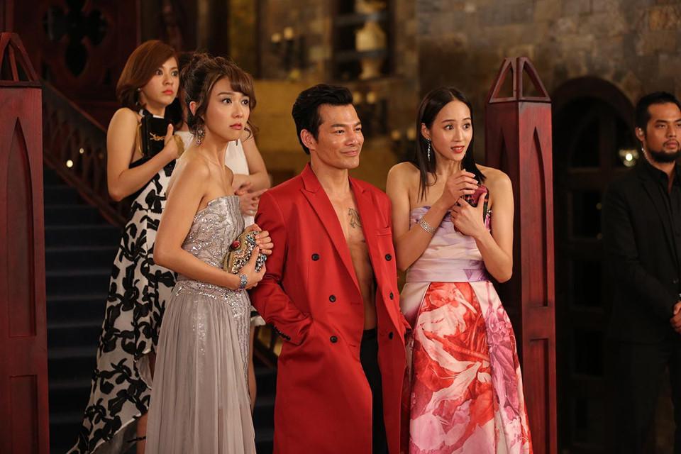 Nhan sắc ba mỹ nhân Hoa ngữ đóng phim cùng Mike Tyson ở Việt Nam-13