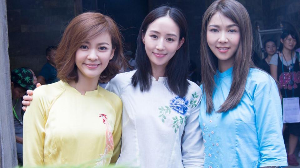 Nhan sắc ba mỹ nhân Hoa ngữ đóng phim cùng Mike Tyson ở Việt Nam-14