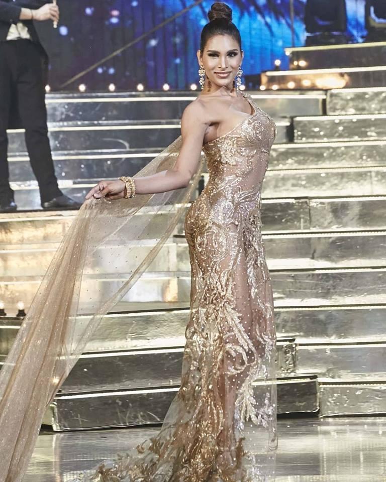 Chiêm ngưỡng top 10 trang phục dạ hội xuất sắc nhất chung kết Hoa hậu Chuyển giới Quốc tế 2018-6
