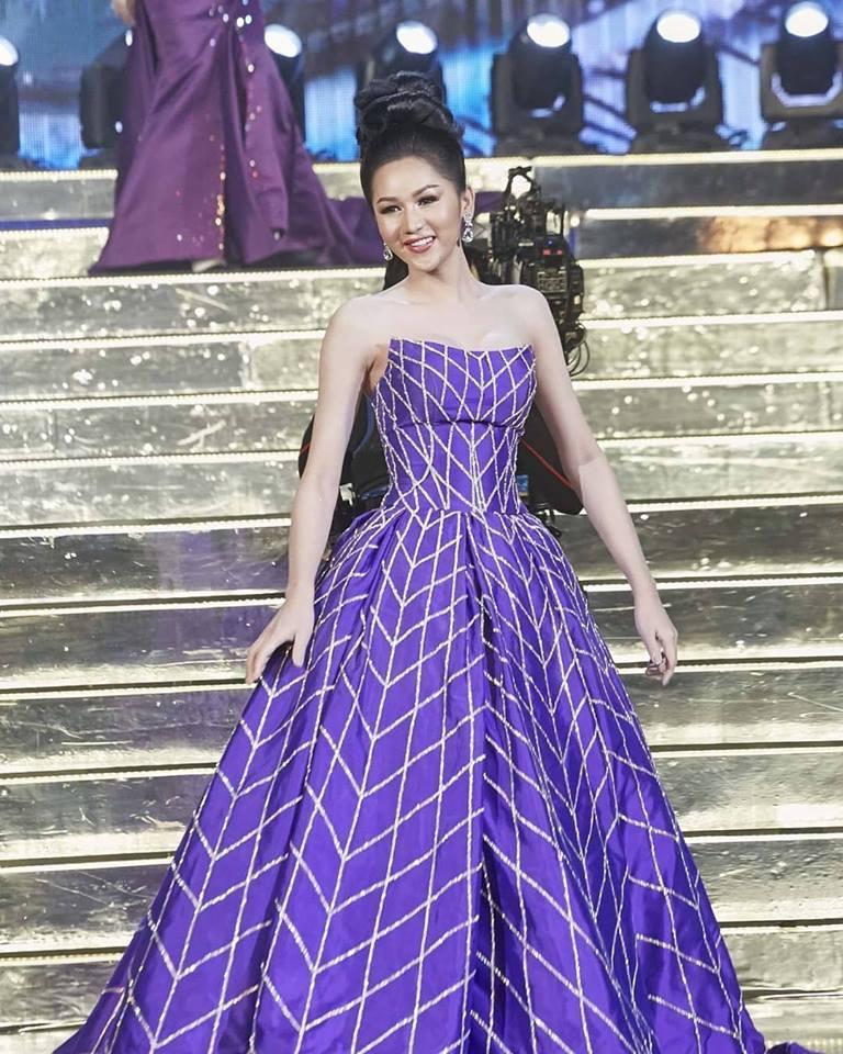 Chiêm ngưỡng top 10 trang phục dạ hội xuất sắc nhất chung kết Hoa hậu Chuyển giới Quốc tế 2018-7