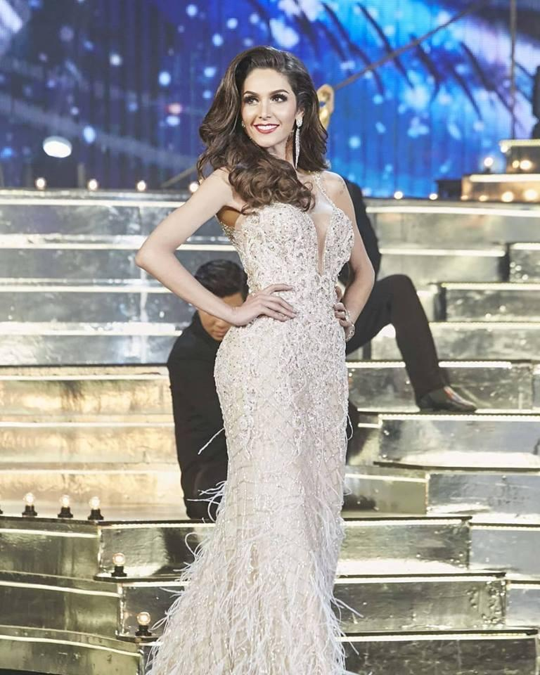 Chiêm ngưỡng top 10 trang phục dạ hội xuất sắc nhất chung kết Hoa hậu Chuyển giới Quốc tế 2018-5