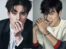 So kè từ nhan sắc đến tài năng của hai tài tử Lee Min Ho và Lee Dong Wook