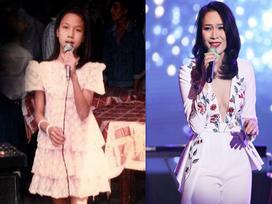 Ngắm loạt ảnh ca sĩ Vpop cầm mic từ ngày bé mới thấy: 'Thần thái' là thứ duy nhất không thay đổi theo thời gian!