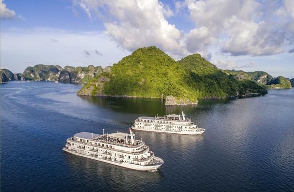 NTK Lê Thanh Hòa chi mạnh tay làm show xuân - hè trên du thuyền triệu đô-5