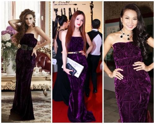 Hoa hậu Hương Giang 'lấn lướt' loạt mỹ nhân Vbiz khi đụng váy áo, không phải dạng vừa đâu!-10