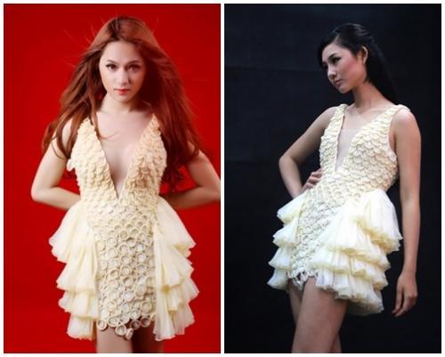 Hoa hậu Hương Giang 'lấn lướt' loạt mỹ nhân Vbiz khi đụng váy áo, không phải dạng vừa đâu!-14