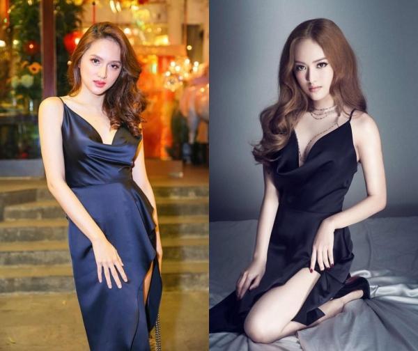 Hoa hậu Hương Giang 'lấn lướt' loạt mỹ nhân Vbiz khi đụng váy áo, không phải dạng vừa đâu!-7